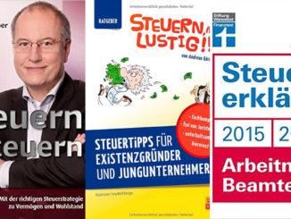 Drei Bücher für eine einfache Steuererklärung | Steuerberater Blog