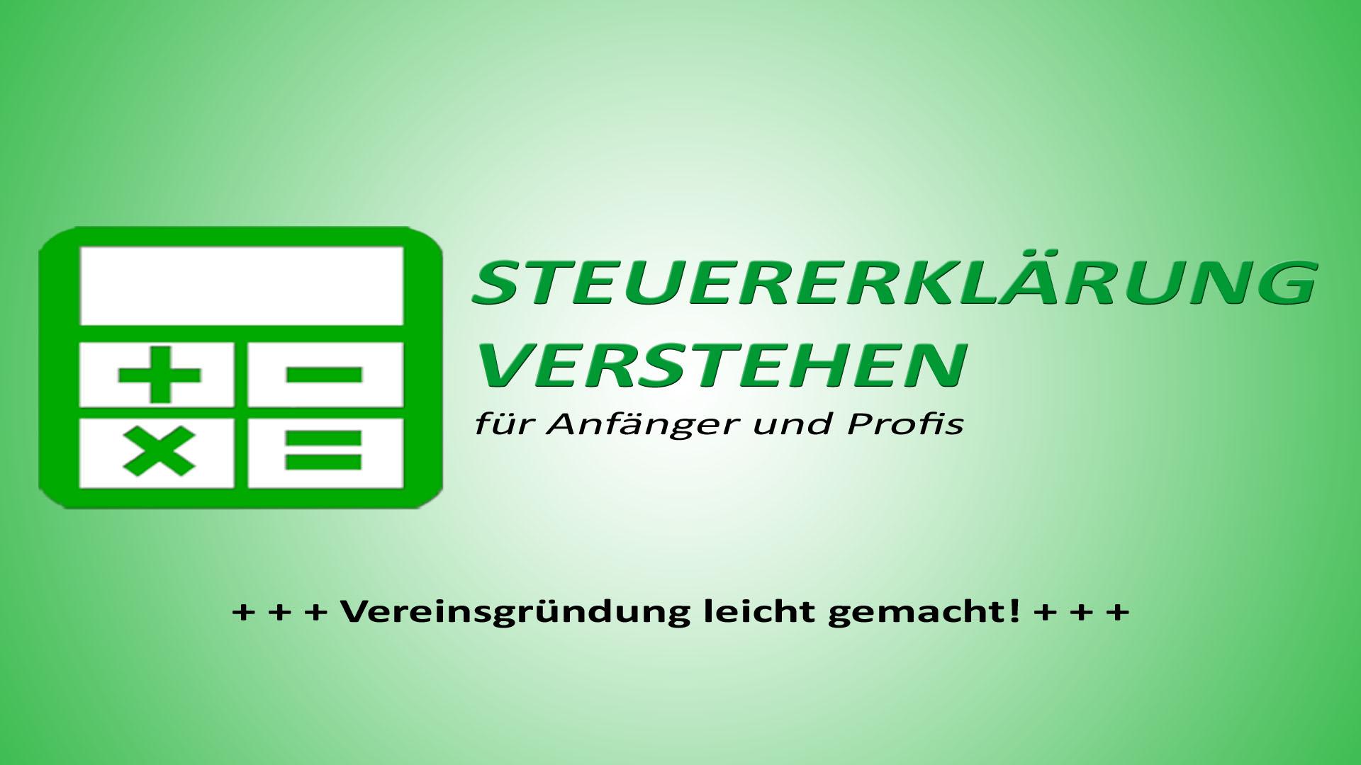 Vereinsgründung leicht gemacht | Steuerberater Blog
